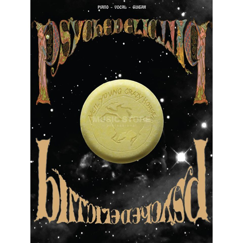 Hal Leonard Neil Young - Psychedelic Pill PVG Produktbild