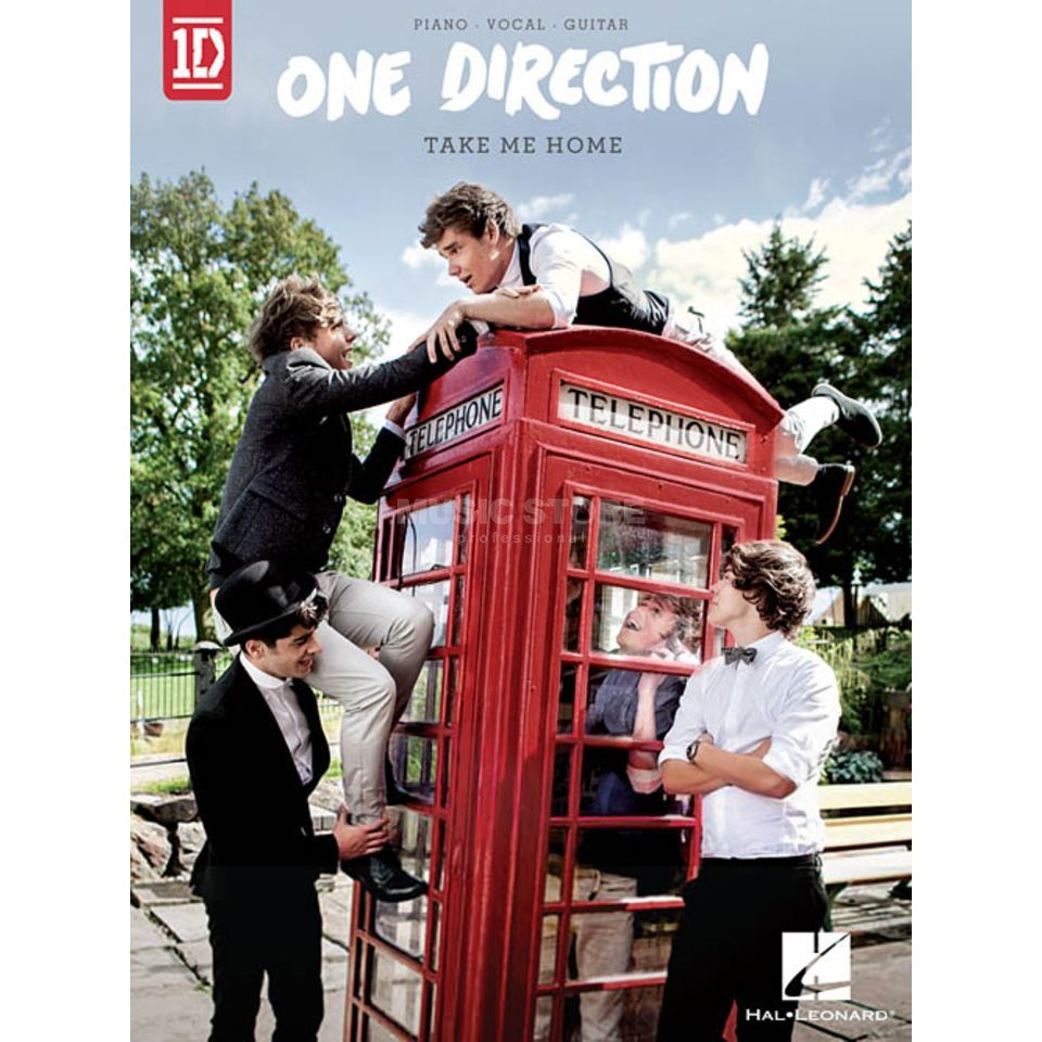 Hal Leonard One Direction: Take Me Home Produktbillede
