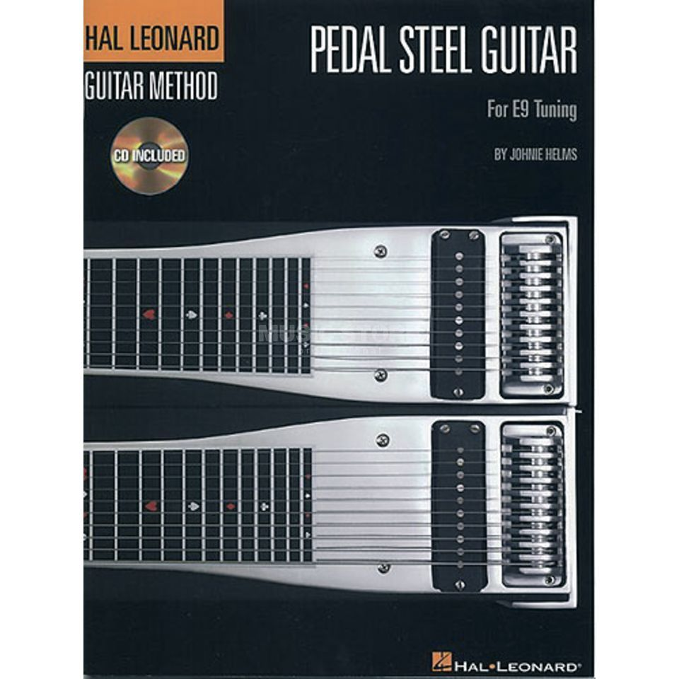 Hal Leonard Pedal Steel Guitar Johnie Helms,inkl. CD Produktbild