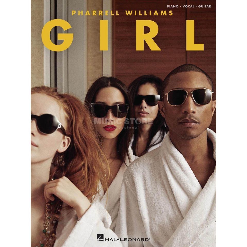 Hal Leonard Pharrell Williams: Girl Produktbillede
