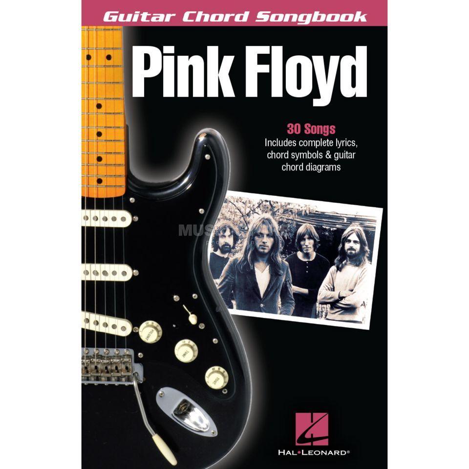 Hal Leonard Pink Floyd Guitar Chord Songbook