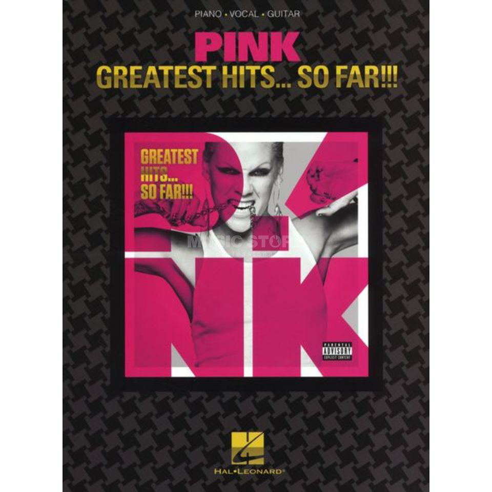 Hal Leonard Pink - Greatest Hits So Far! PVG Produktbild