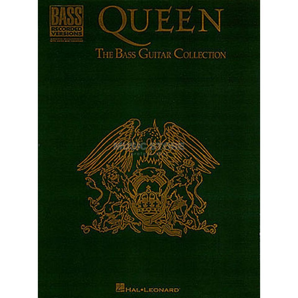 Hal Leonard Queen: Bass Guitar Collection Bass Produktbild