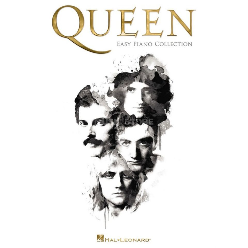 Hal Leonard Queen: Easy Piano Collection Imagem do produto
