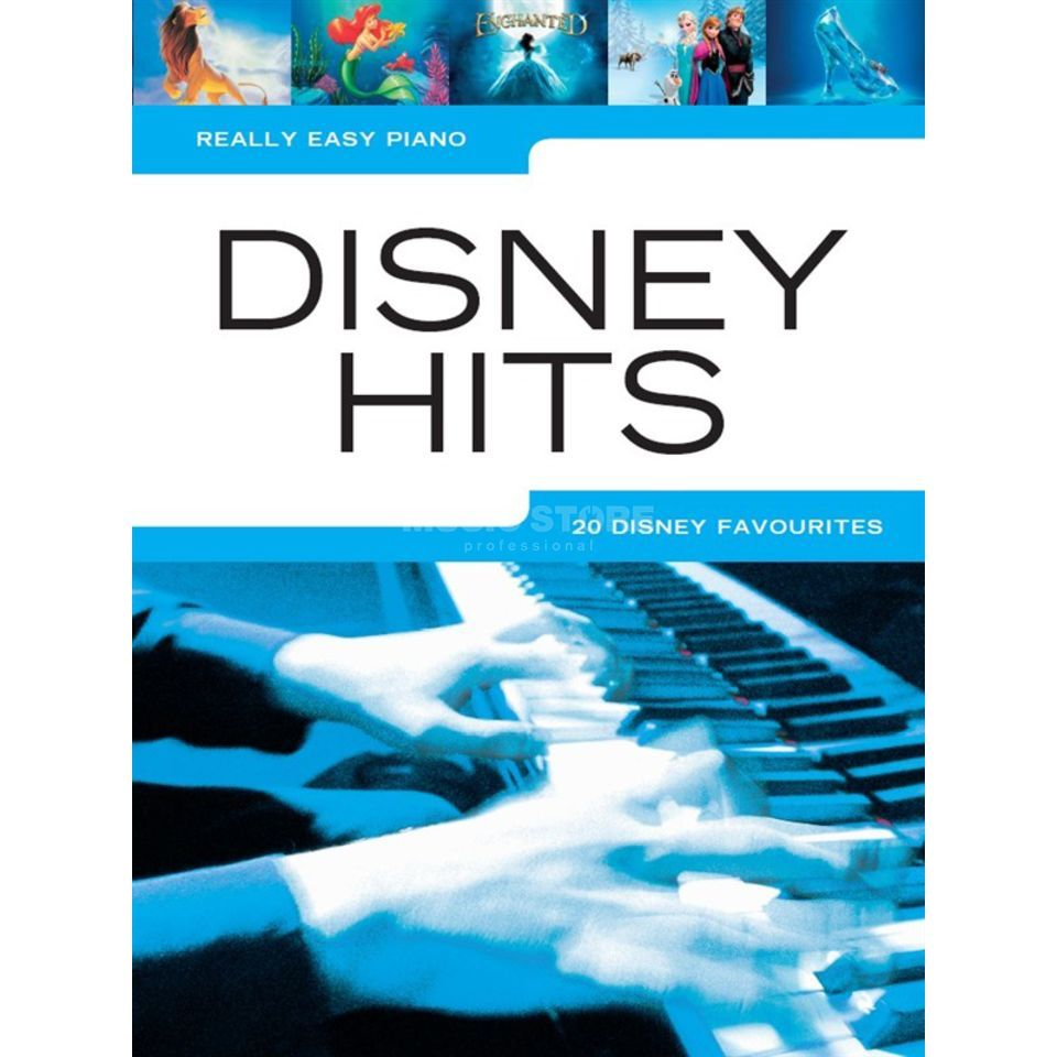 Hal Leonard Really Easy Piano: Disney Hits Produktbild