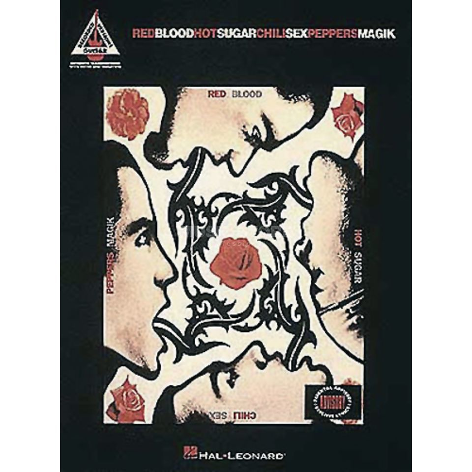 Hal Leonard Red Hot Chili Peppers: Blood Sugar Sex Magik Produktbild