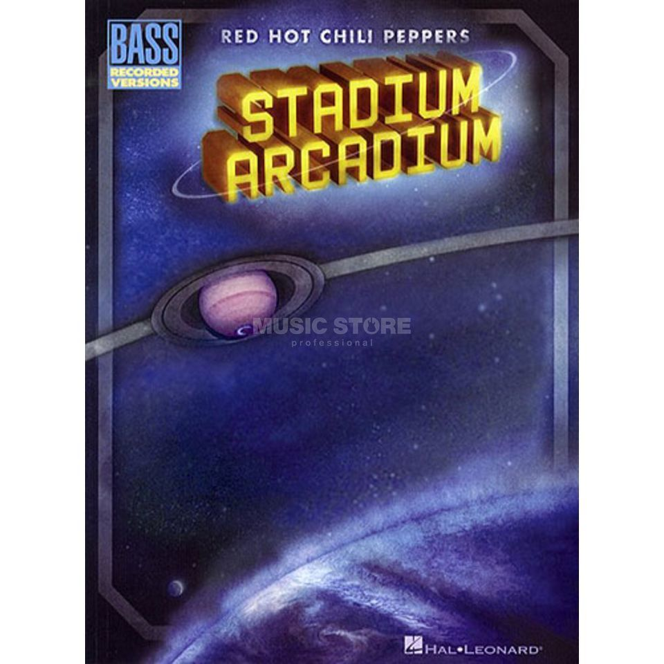 Hal Leonard Red Hot Chili Peppers: Stadium Arcadium Bass TAB Produktbillede