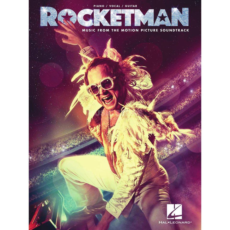 Hal Leonard Rocketman Music From The Motion Picture Soundtrack Music Store Professional En Ot