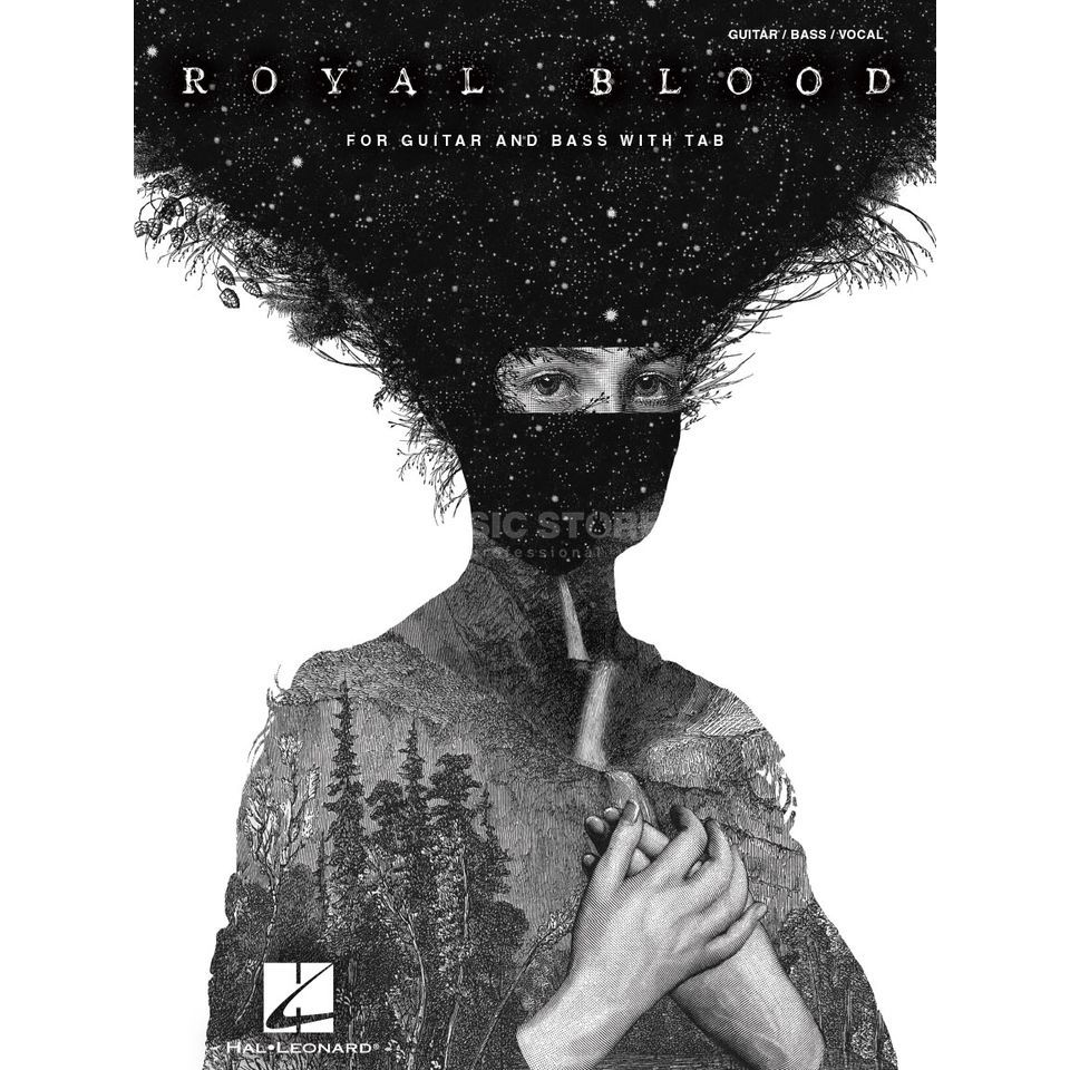 Hal Leonard Royal Blood: Royal Blood Produktbillede
