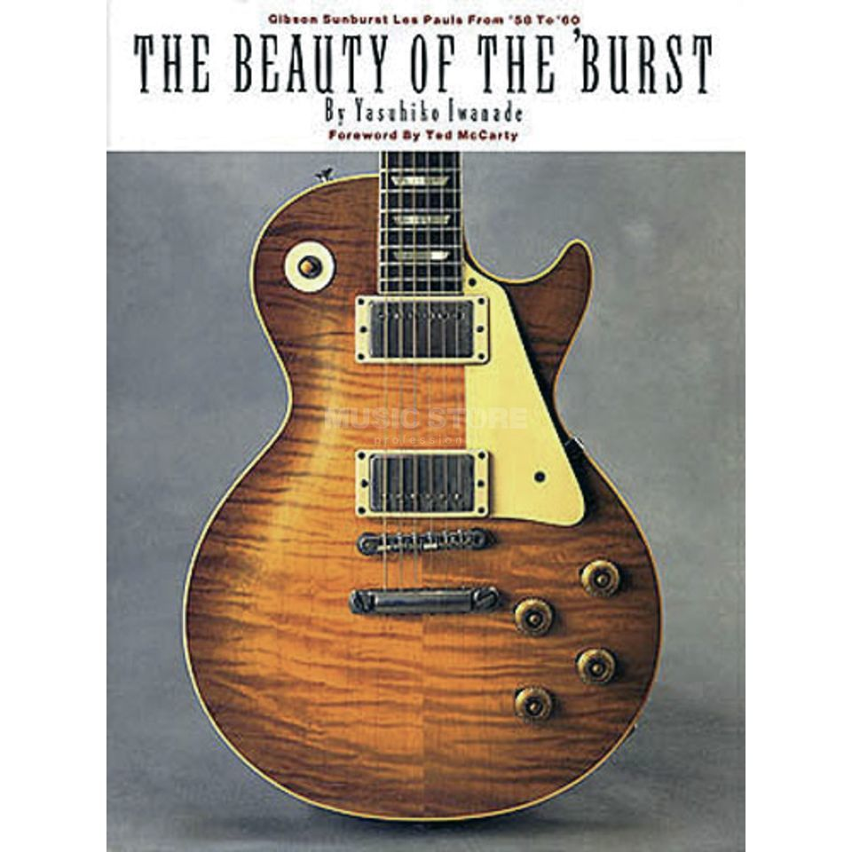 Hal Leonard The Beauty Of The Burst Book Produktbillede