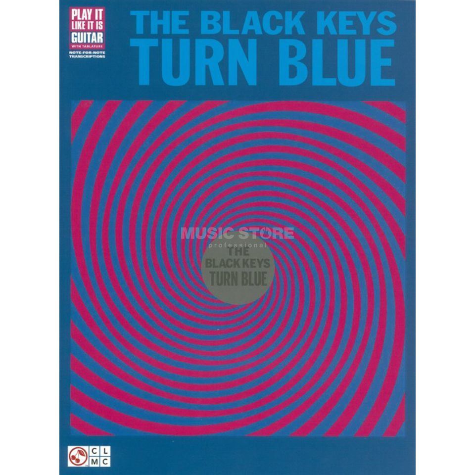 Hal Leonard The Black Keys: Turn Blue TAB Produktbild