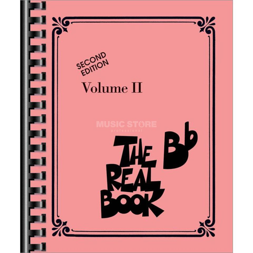 Hal Leonard The Real Book: Volume 2 - Bb Edition Produktbild