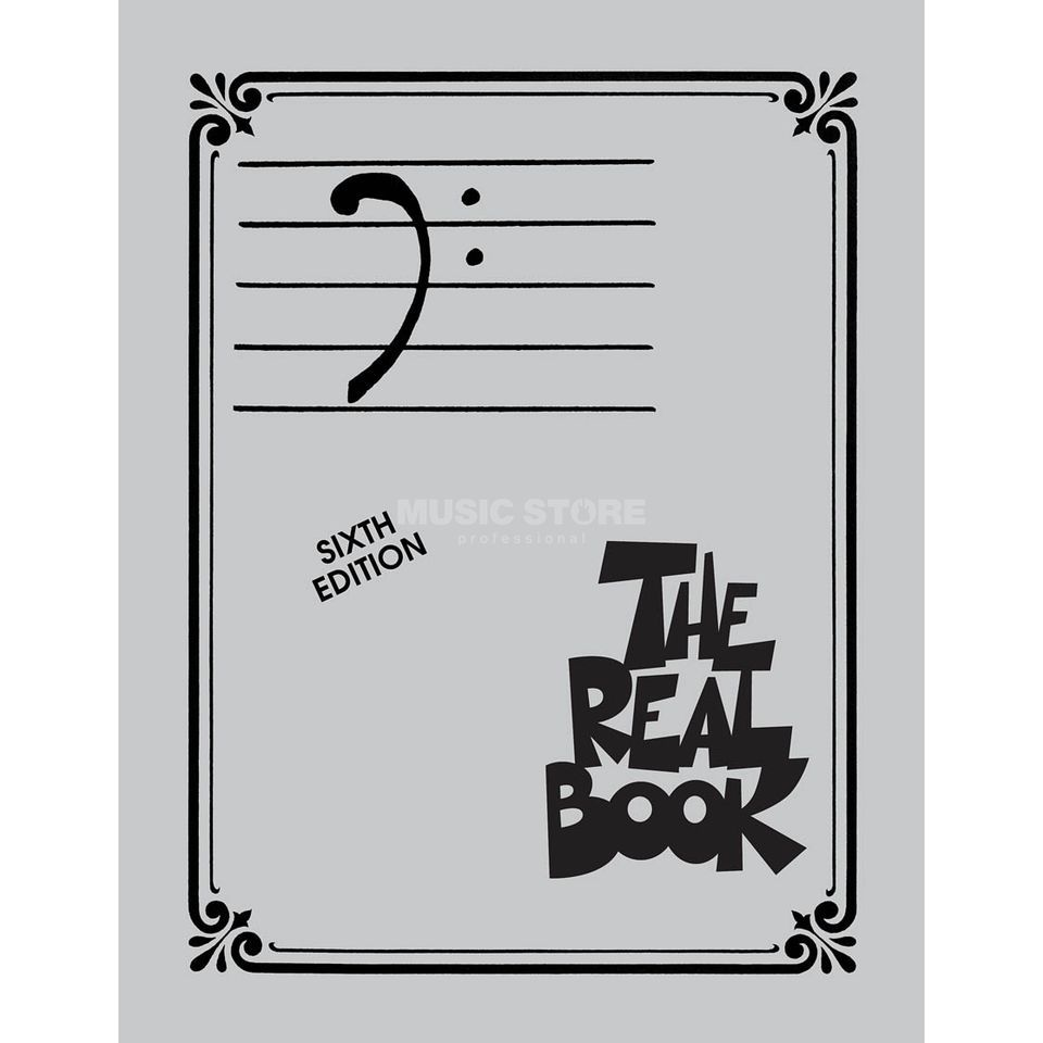 Hal Leonard The Real Book: Volume I Bass Instrumente Produktbild