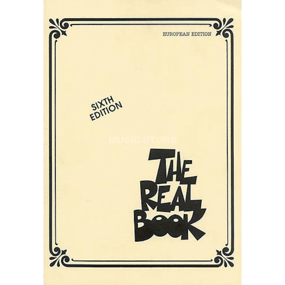 Hal Leonard The Real Book: Volume I C Instrumente - Sixth Edition Produktbild