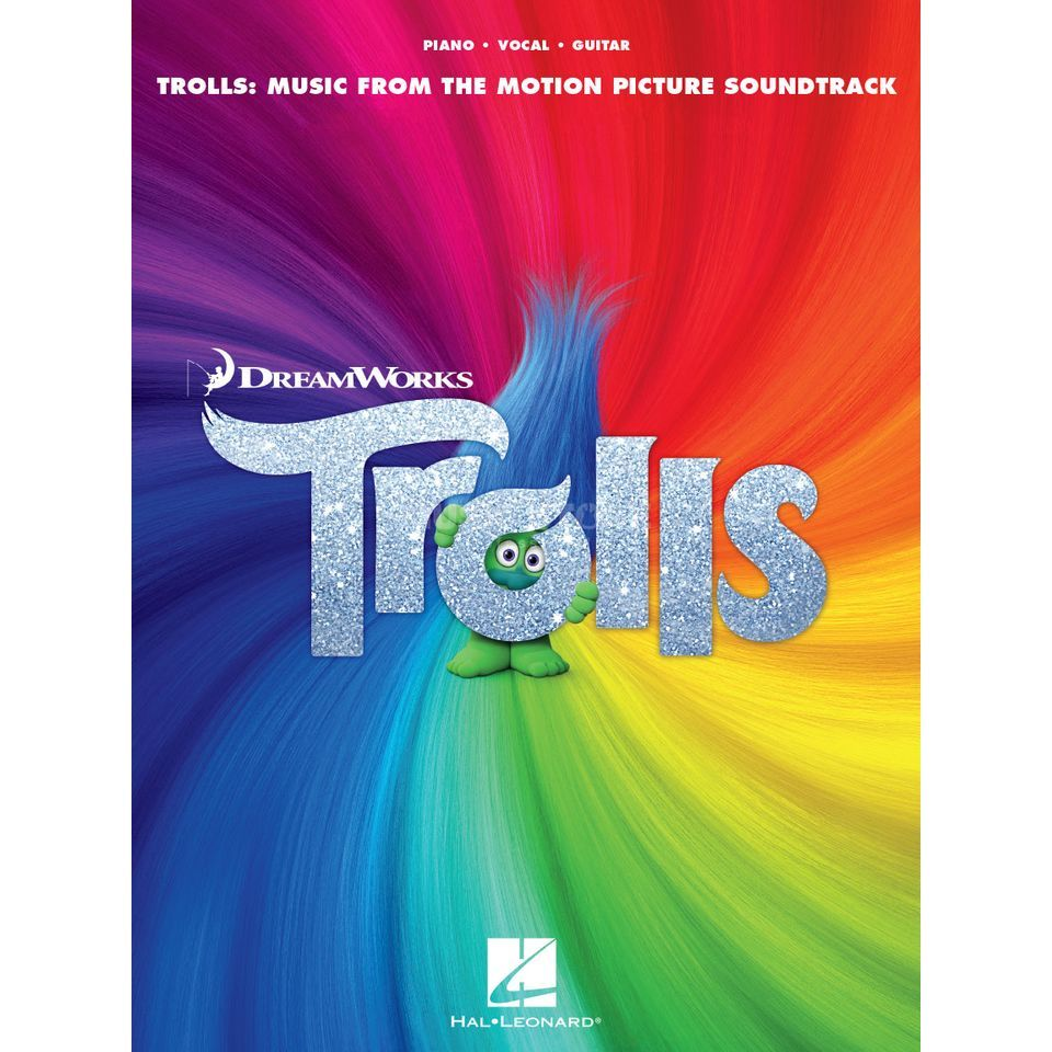 Hal Leonard Trolls: Music From The Motion Picture Soundtrack Product Image