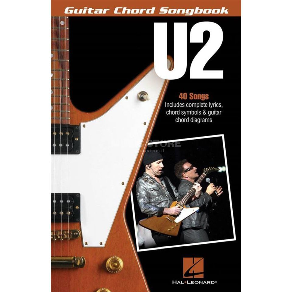 U2: Guitar Chord Songbook
