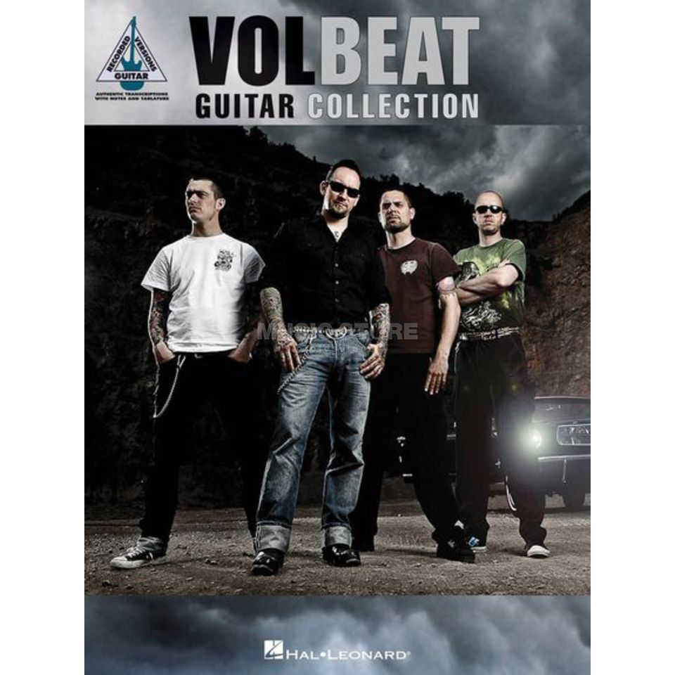 Hal Leonard Volbeat: Guitar Collection Produktbild