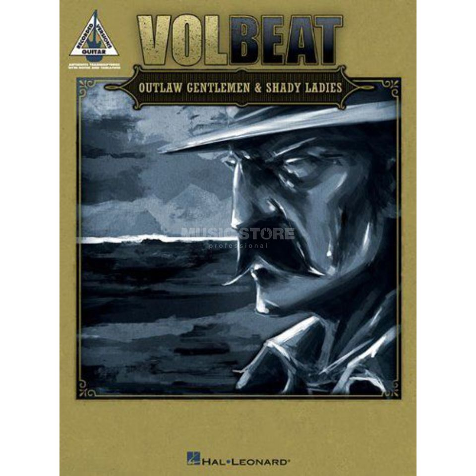 Hal Leonard Volbeat: Outlaw Gentlemen & Shady Ladies Produktbillede