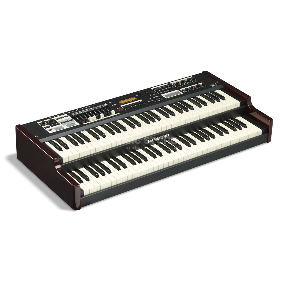 Hammond SK 2 2 manualiges Stage Keyboard Produktbild