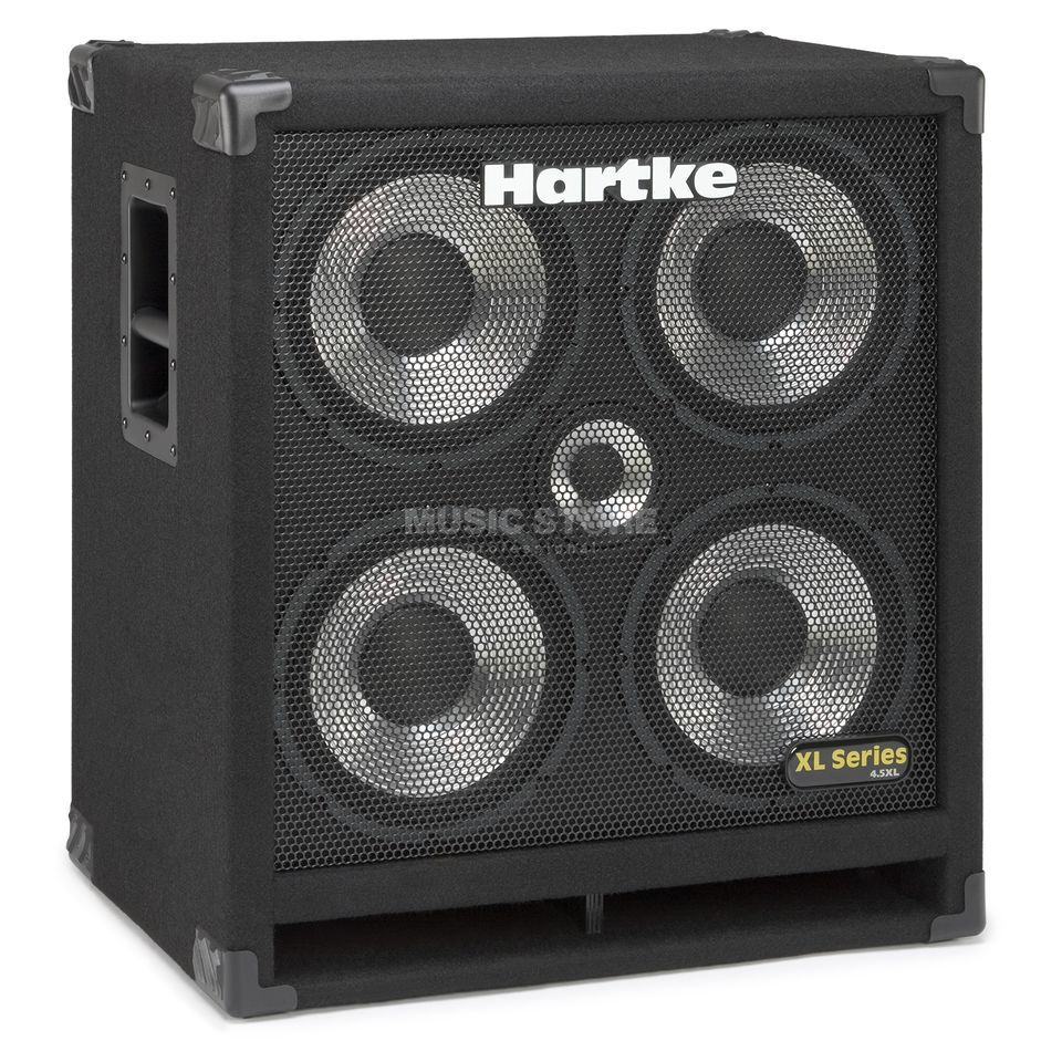 Hartke 4.5 XL Box 400 watt 8 Ohm  Product Image