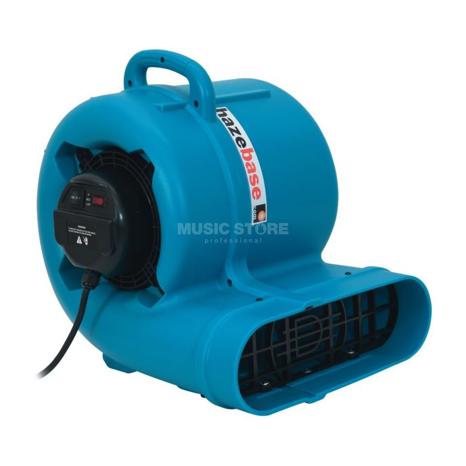 Hazebase Base Fan Windmaschine 725 W / 230 V / 50 Hz Produktbillede