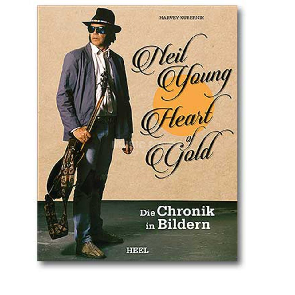 Heel-Verlag Neil Young: Heart of Gold Product Image
