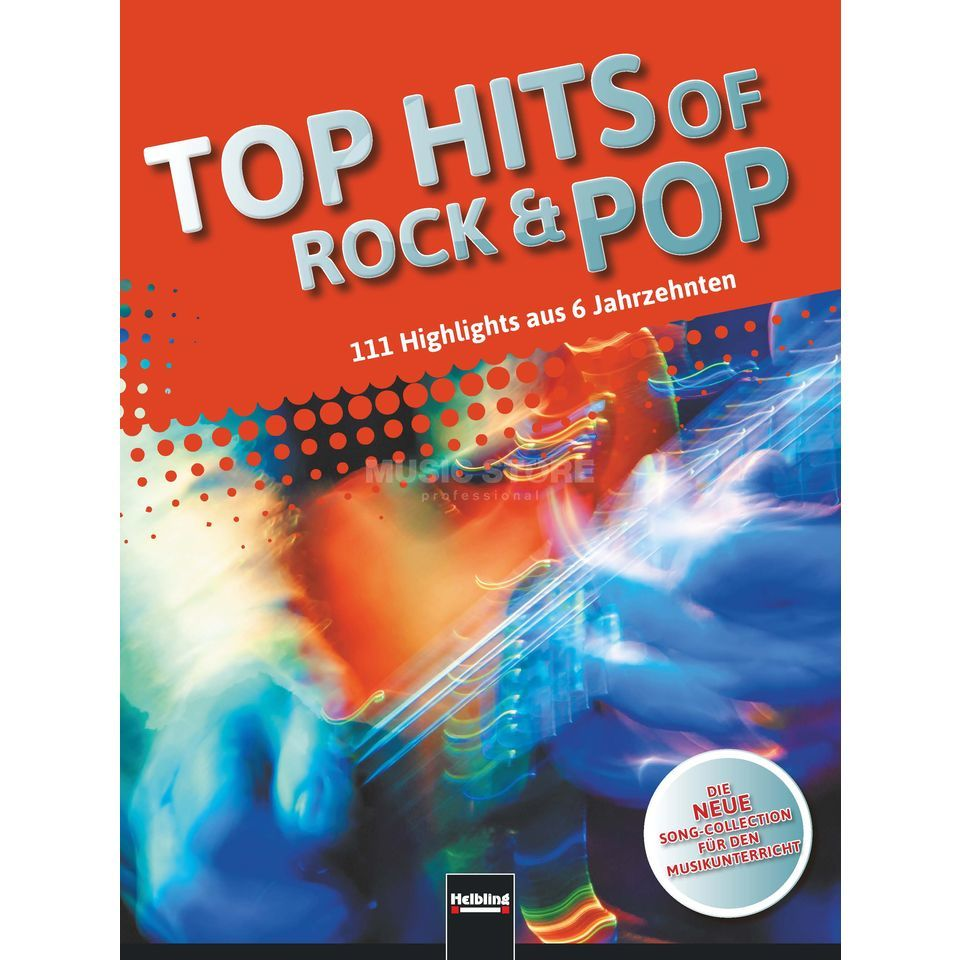 Helbling Verlag Top Hits of Rock & Pop Produktbild