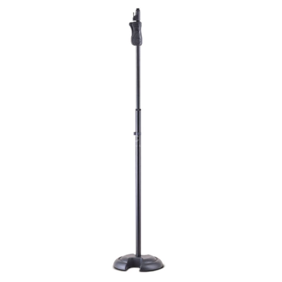 Hercules Stands HCMS-201B Microphone Stand Single Hand-Height Adjustment Produktbillede