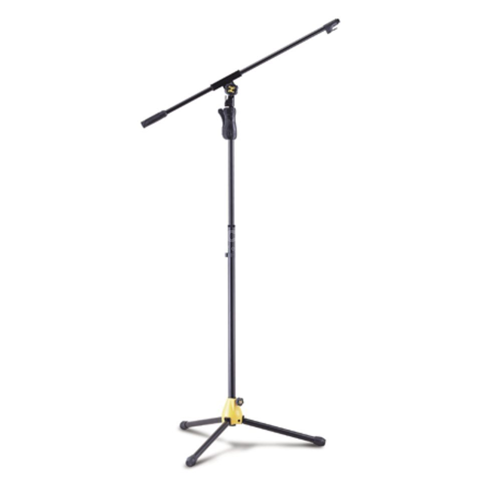 Hercules Stands HCMS-631B Microphone Stand Single Hand Height Adjustment Produktbillede