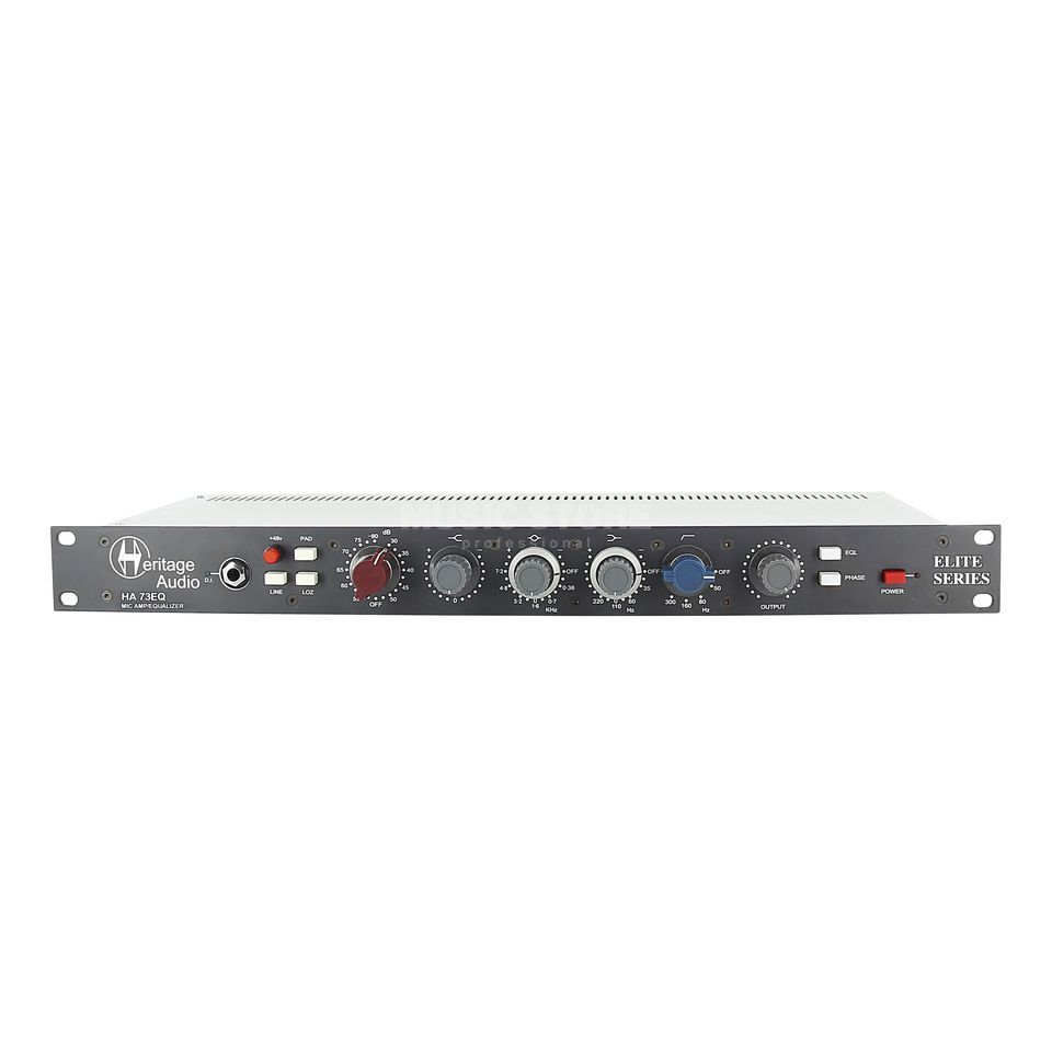 Heritage Audio HA73EQ ELITE Produktbild