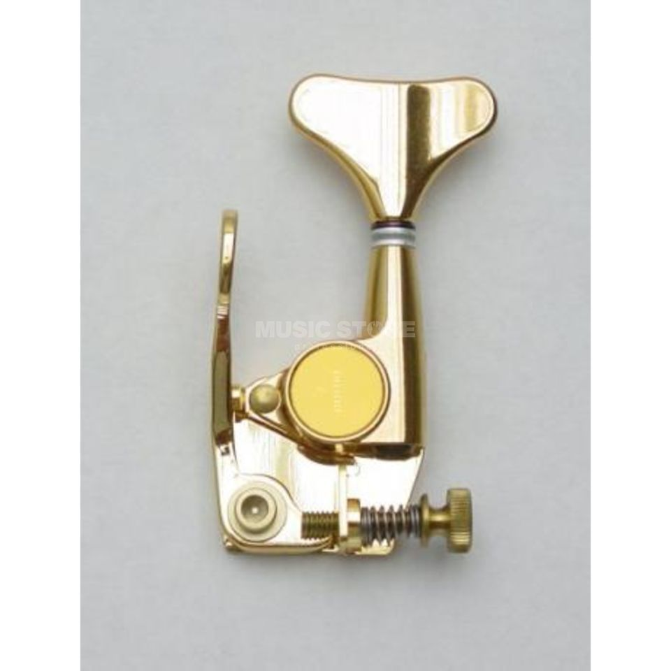 Hipshot D'Tuner Extender Key GB7L Gold, Lefthand Product Image