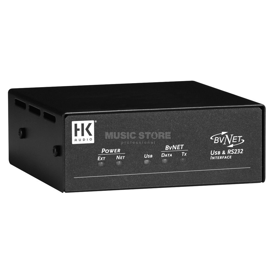 HK Audio BVNet Interface for PC connection Produktbillede
