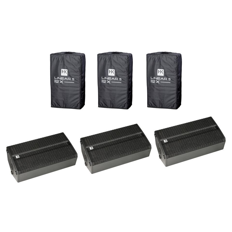 HK Audio Linear 5 Monitor Pack  Produktbild