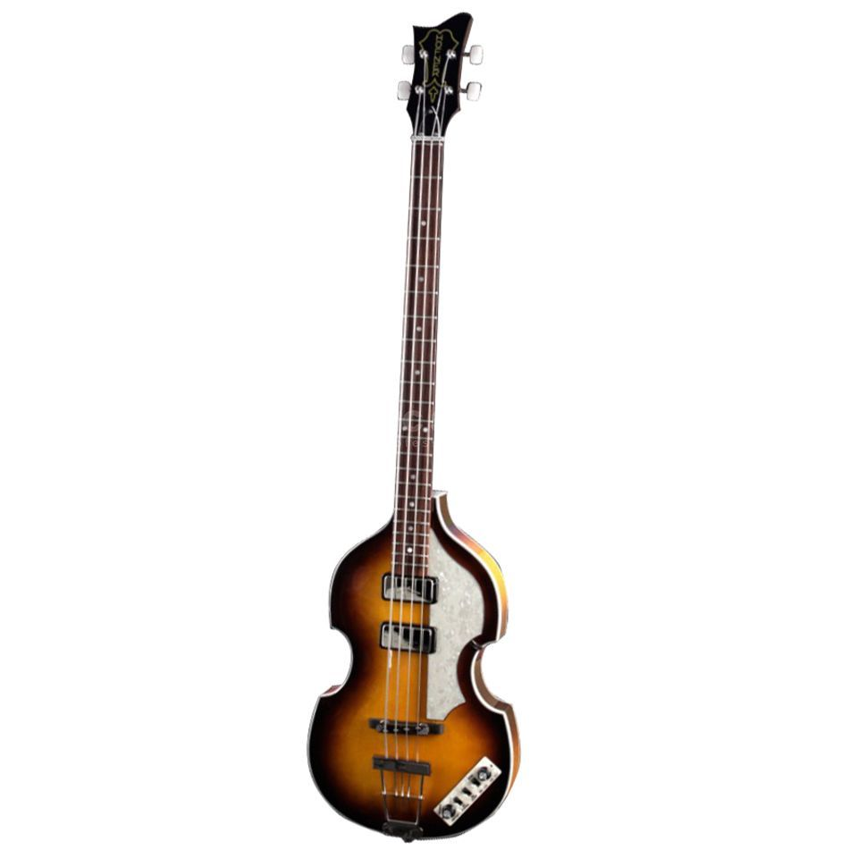 Höfner Contemp. Violin Bass 500/1-CV Sunburst B-Stock Produktbillede