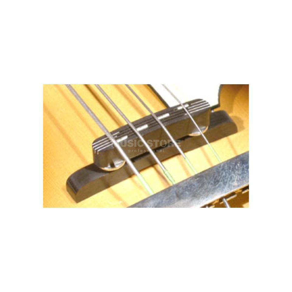 Höfner H72/20B Bridge for Violin Bass  Produktbillede