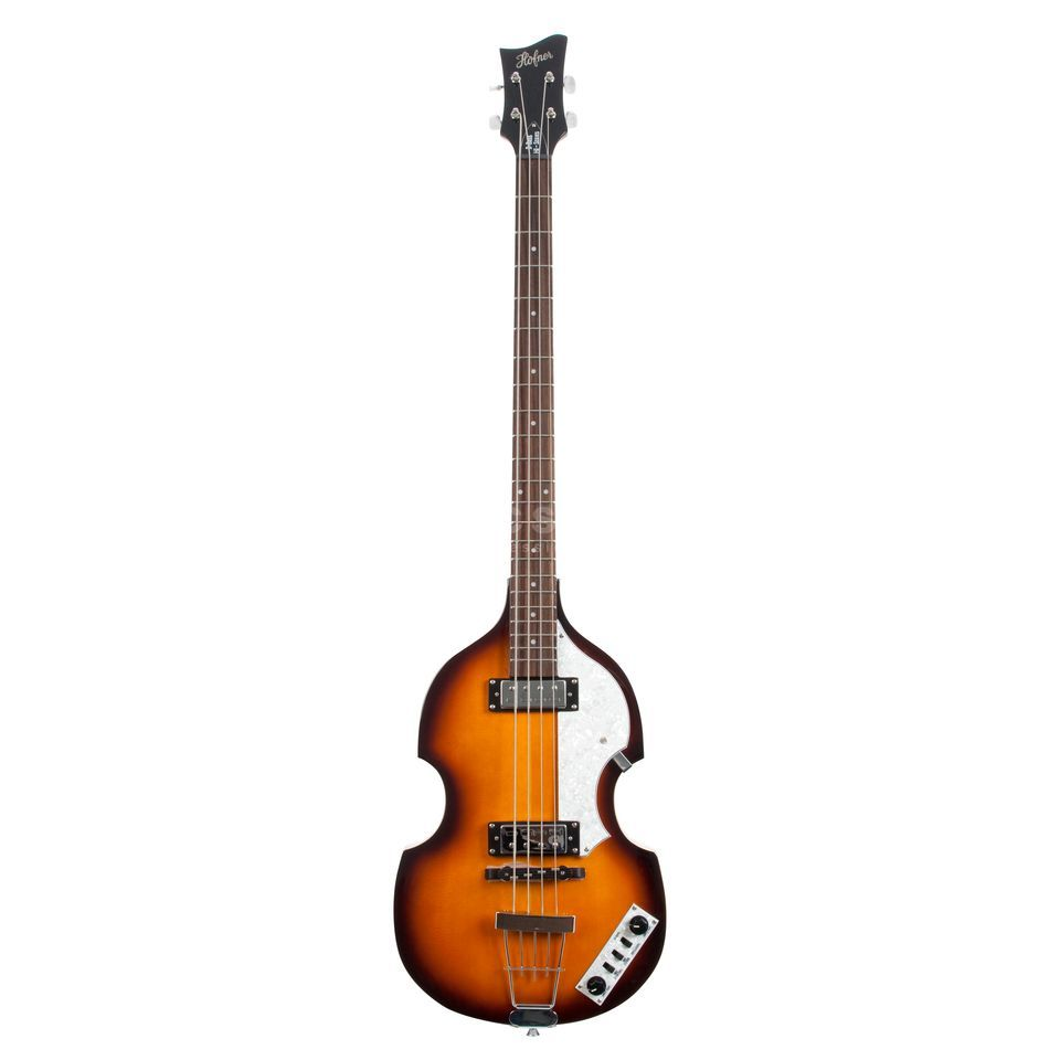 Höfner Ignition Beatles Bass VSB Vintage Sunburst Produktbillede