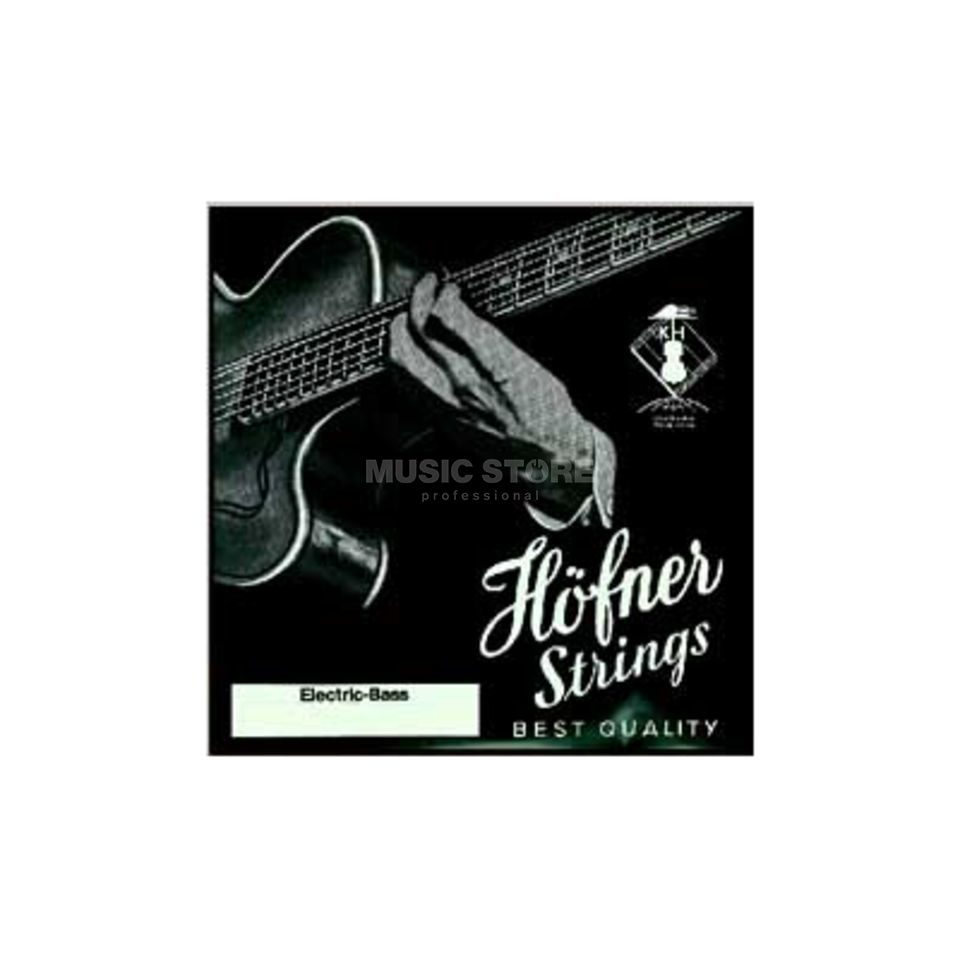 Höfner Strings Short Scale FlatWound  Produktbillede