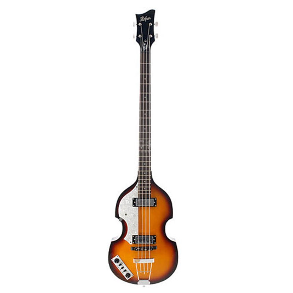 Höfner Violin Bass Ignition LH SB Lefthand Sunburst HI-BB-L-SB Produktbild