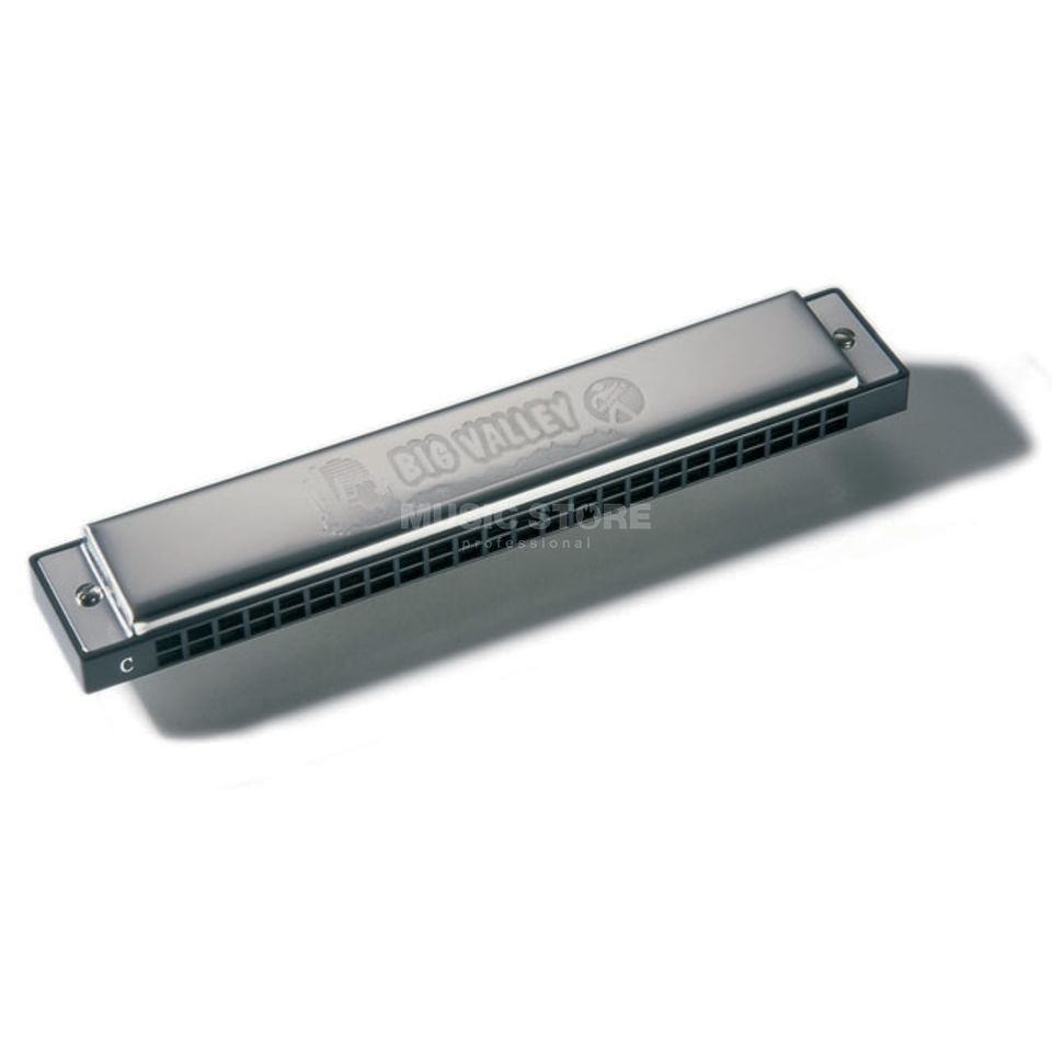 Hohner Big Valley C-DUR 48 Stimmzungen Productafbeelding
