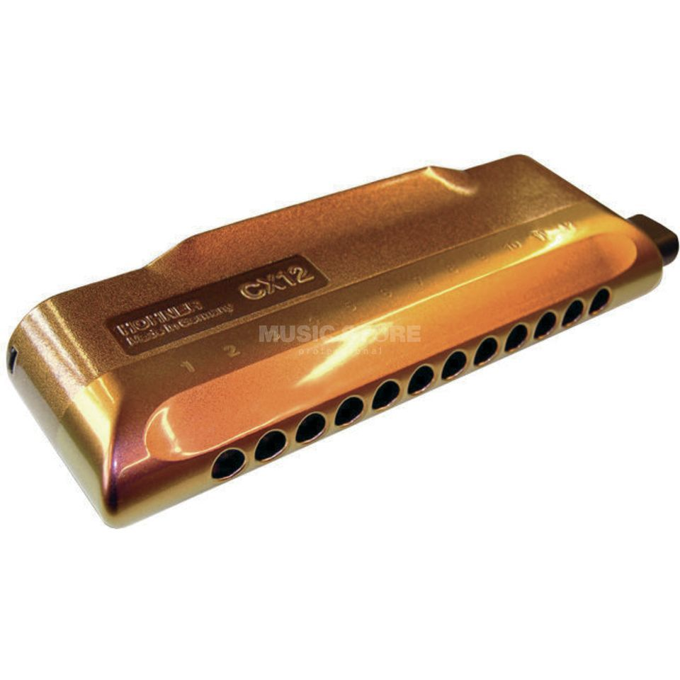Hohner CX 12 Jazz C-Major 48 Tones Product Image