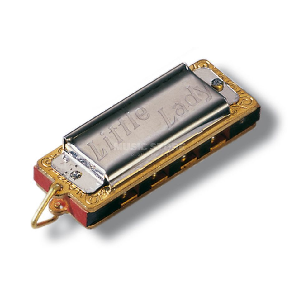 Hohner Little Lady Harmonica C Major - ca. 3.5cm Immagine prodotto