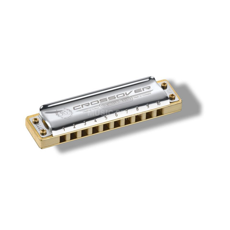 "Hohner Marine Band ""Crossover"" Bb  Product Image"