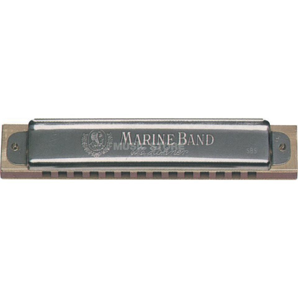 Hohner Marine Band SBS A Product Image