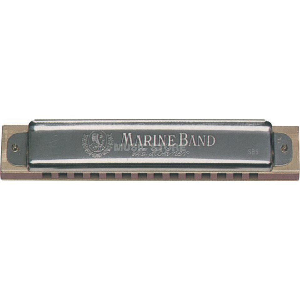Hohner Marine Band SBS C  Product Image