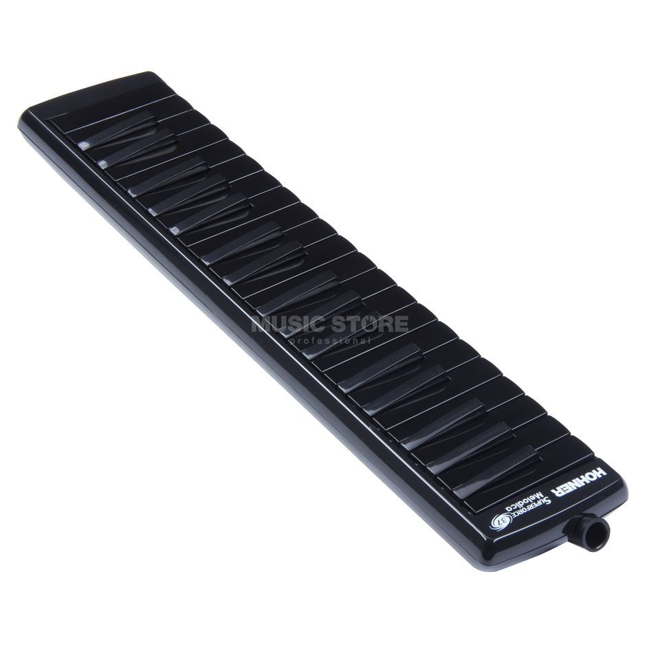 Hohner Melodica Student 37 Superforce Black Product Image