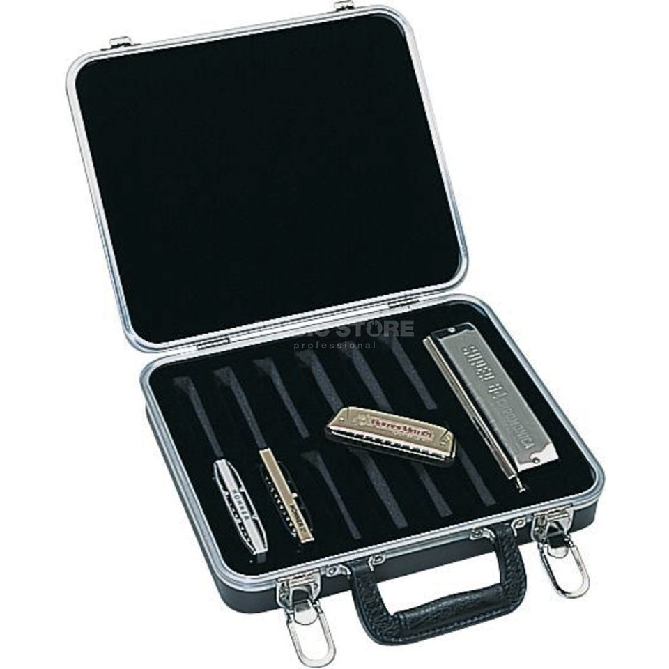 Hohner Richter Harmonica Case  Product Image