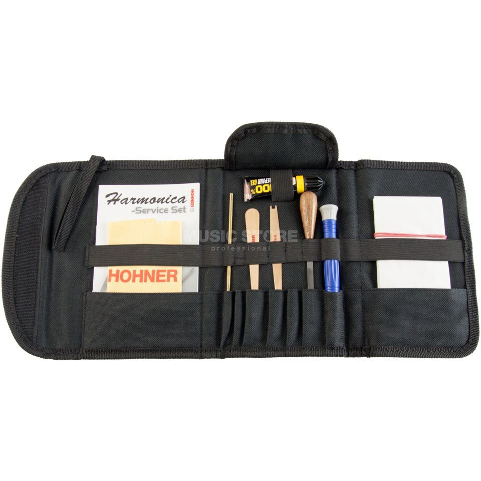 Hohner Service Kit para armónica Imagen del producto