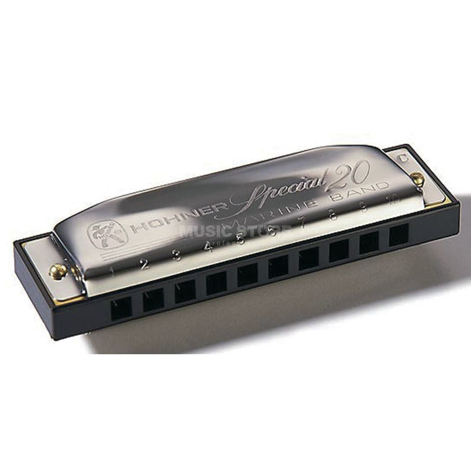 Hohner Special 20 Classic Country G  Product Image