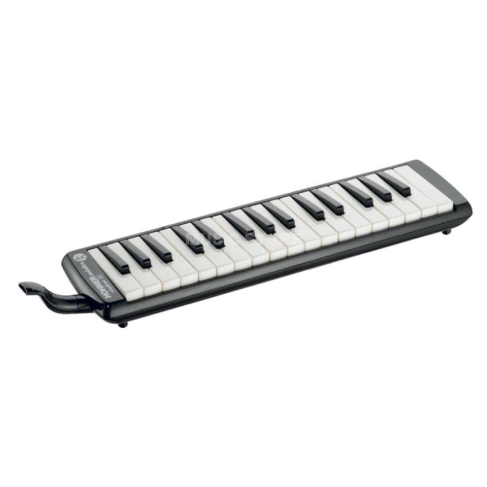 "Hohner ""Student 32"" Melodica Black Incl. Case and Accessories Product Image"