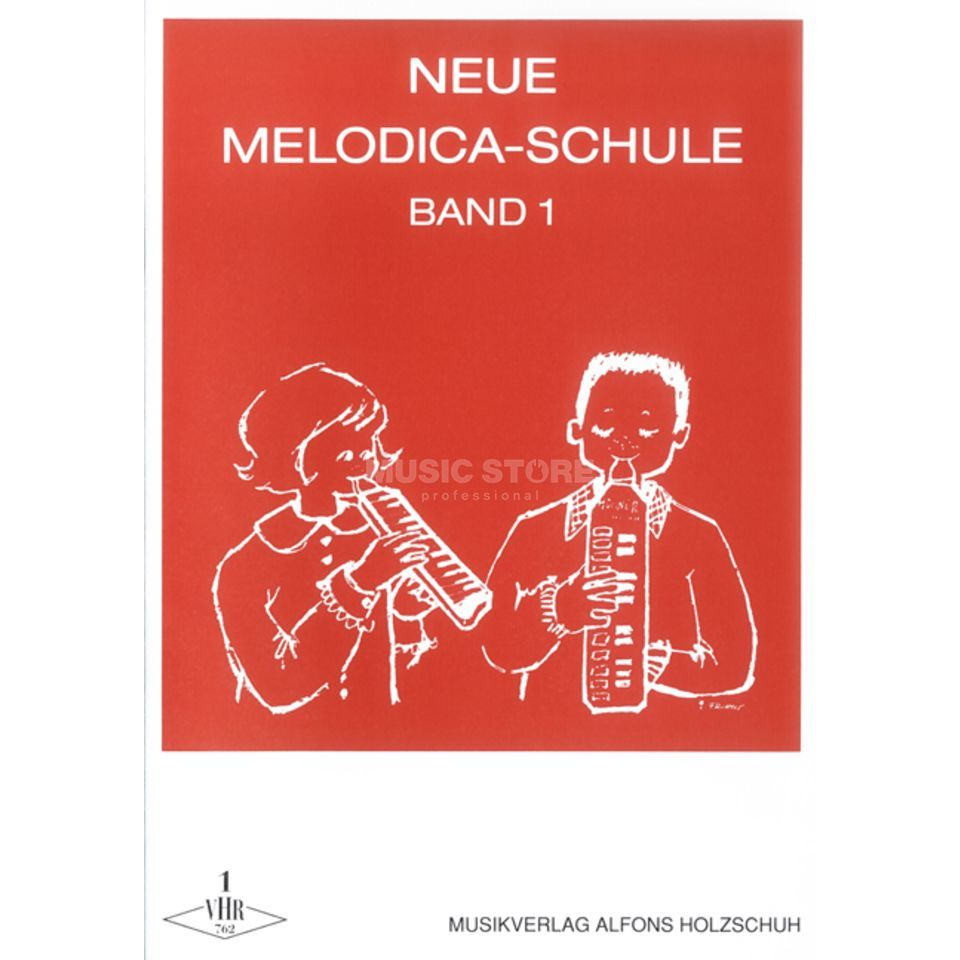 Holzschuh Verlag Neue Melodica-Schule 1 Holzschuh / Huber Product Image